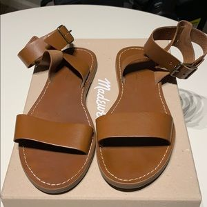 Madewell Ankle Strap Sandals